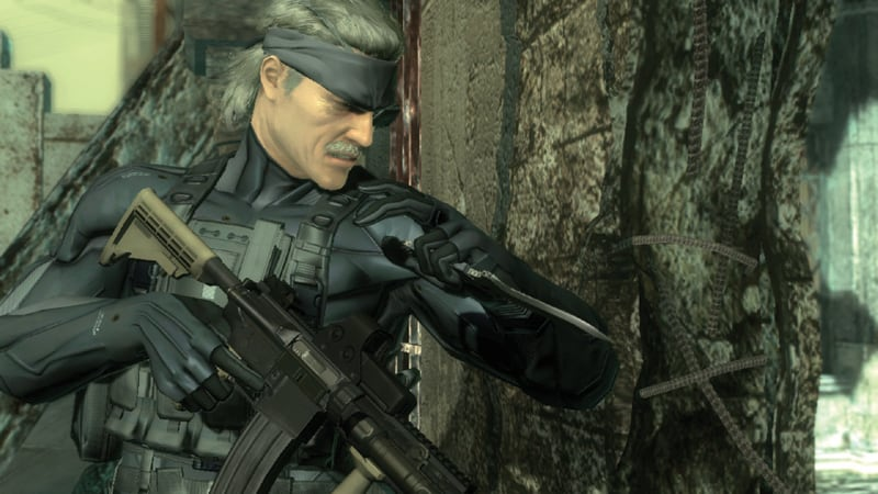 metal gear solid 4 trophy list revealed