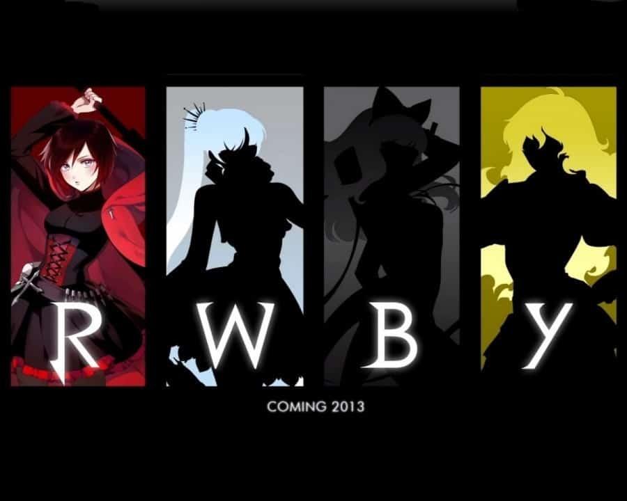 RWBY logo