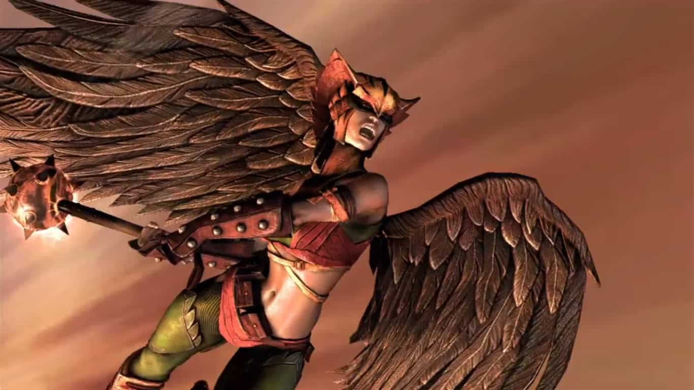 Injustice: Gods Among Us HawkGirl Joins the Cast | Dual Pixels: http://dualpixels.com/2013/03/02/injustice-gods-among-us-hawkgirl-joins-the-cast/