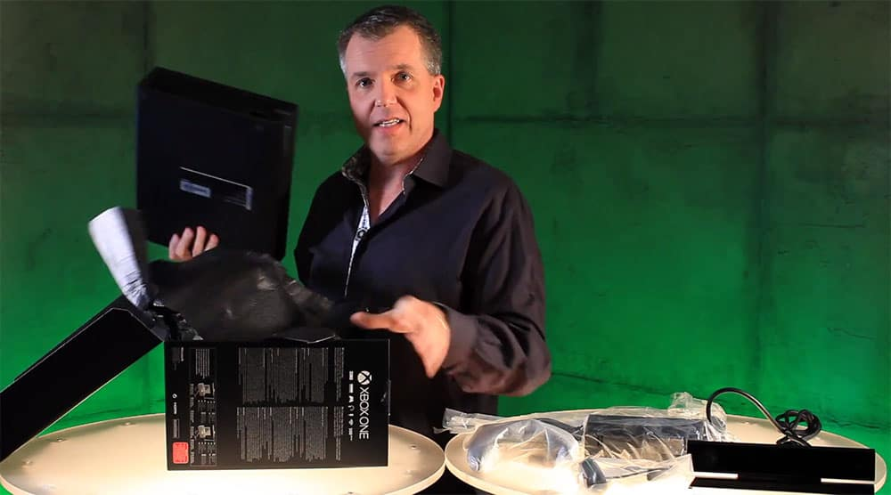 Xbox One Unboxing