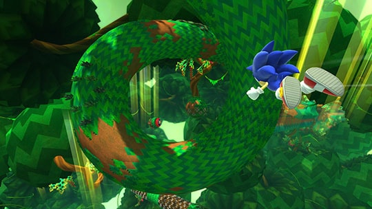 Sonic Lost World TGS trailer