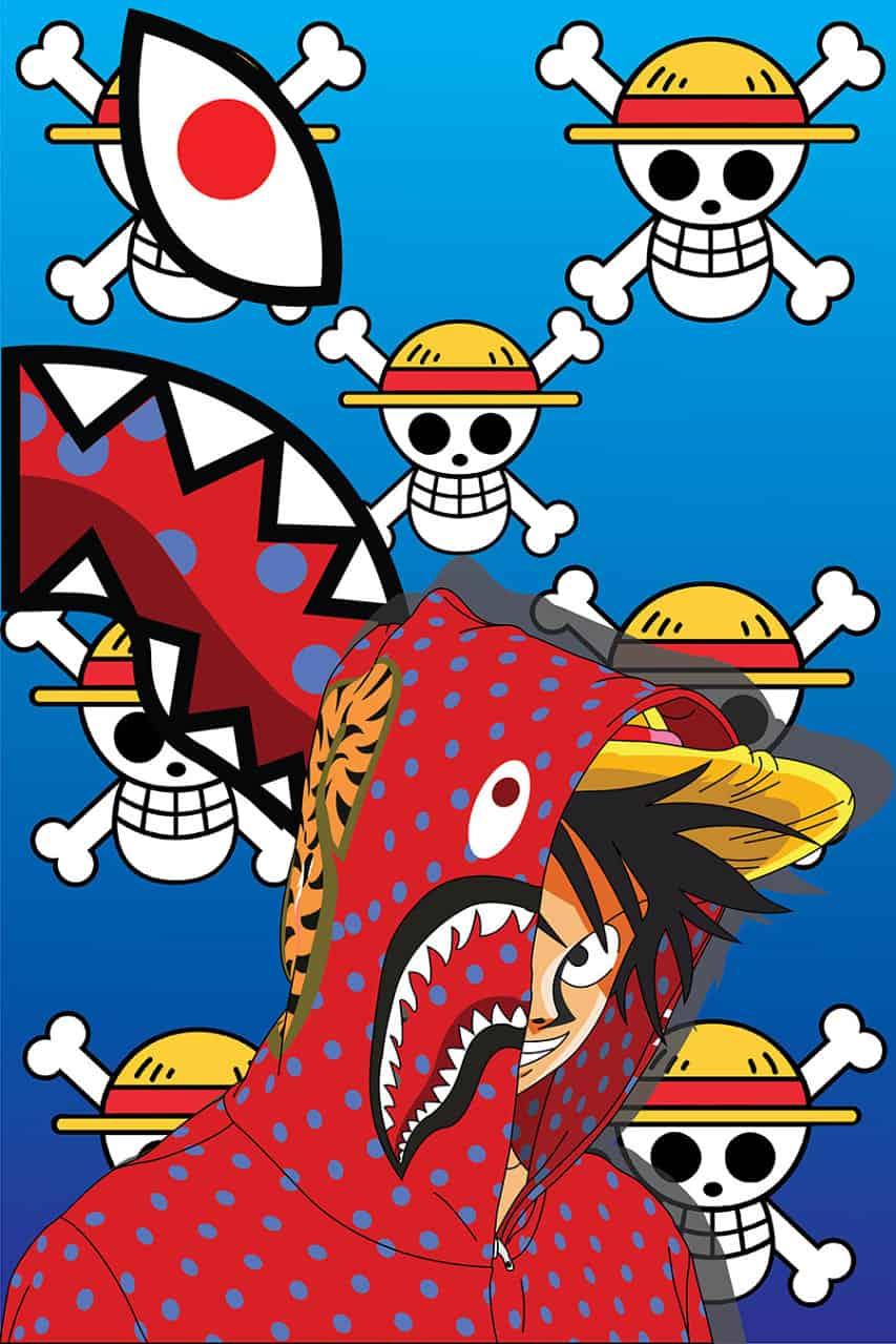 853x1279px bape shark wallpaper wallpapersafari - Bape wallpaper ...