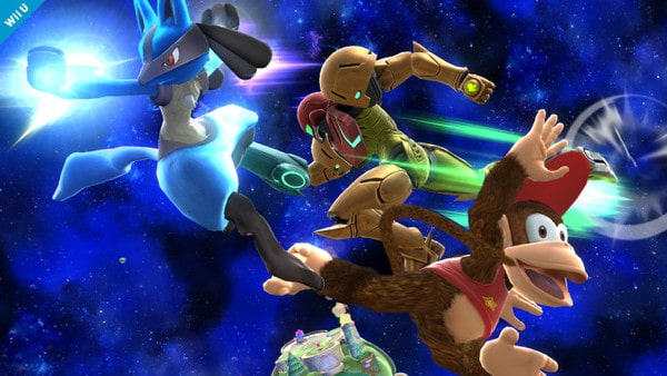 Diddy Kong Joins Supers Smash Bros Wii U / 3DS - Dual Pixels
