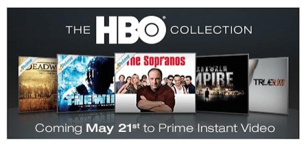 HBO and Amazon