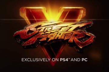 Street Fighter V- PS4