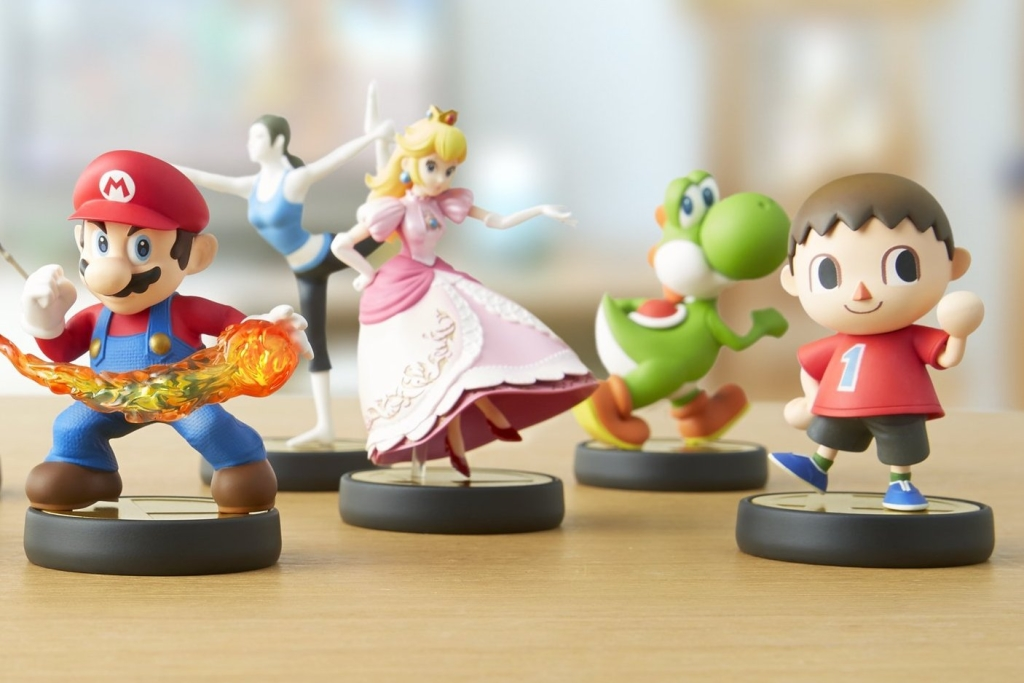 Amiibo compatibility was elucidated on at length for kirby and the