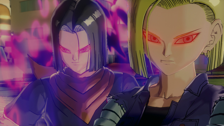 Android 17 and 18