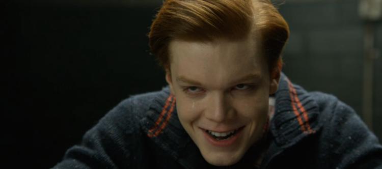 GothamBlindFortuneteller