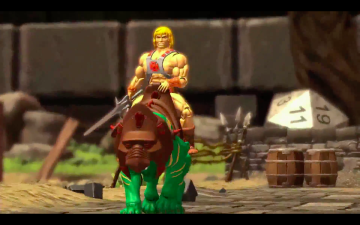 Toy Soldiers: War Chest He-Man