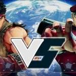 Street Fighter V Title