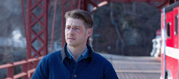 "GOTHAM: Ben McKenzie in the""Wrath of the Villains: Prisoners"" episode of GOTHAM airing Monday, March 28 (8:00-9:01 PM ET/PT) on FOX.  ©2016 Fox Broadcasting Co. Cr: Jessica Miglio/FOX"