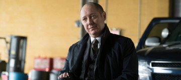 "THE BLACKLIST -- ""Susan Hargrave"" Episode 321 -- Pictured: James Spader as Raymond ""Red"" Reddington -- (Photo by: Virginia Sherwood/NBC)"