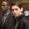 "GOTHAM:  L-R: Chris Chalk and David Mazouz in the ""Wrath of the Villains: A Legion Of Horribles"" episode of GOTHAM airing Monday, May 16 (8:00-9:00 PM ET/PT) on FOX. ©2016 Fox Broadcasting Co. Cr: Jeff Neumann/FOX"