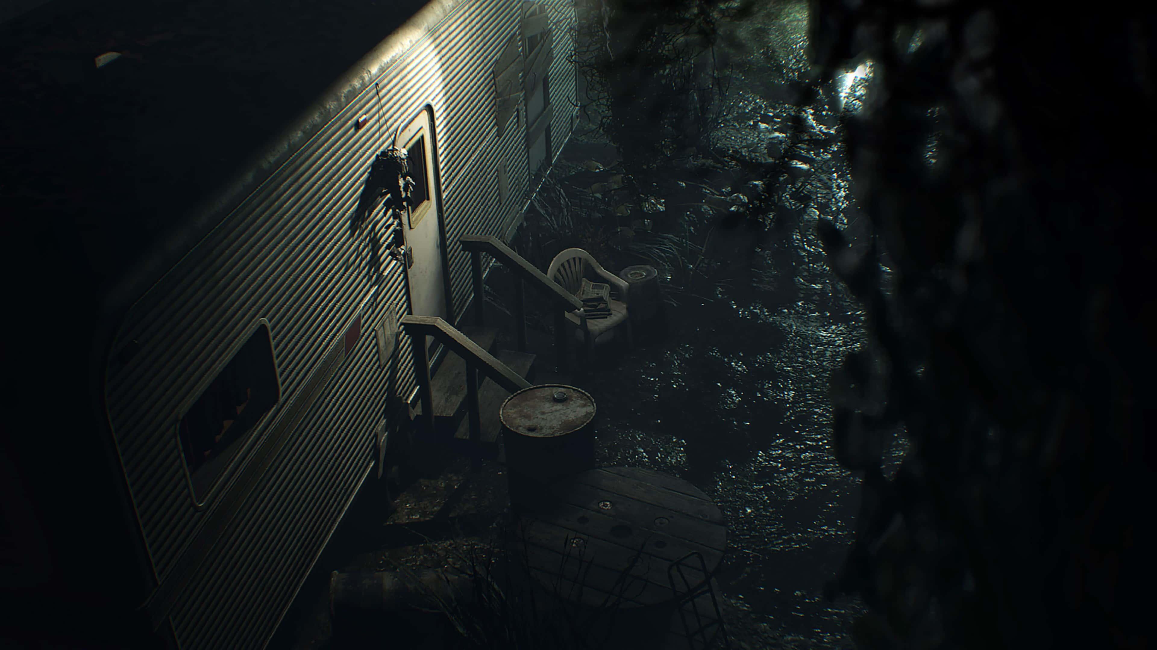Resident Evil 7 4K Screenshots | Dual Pixels