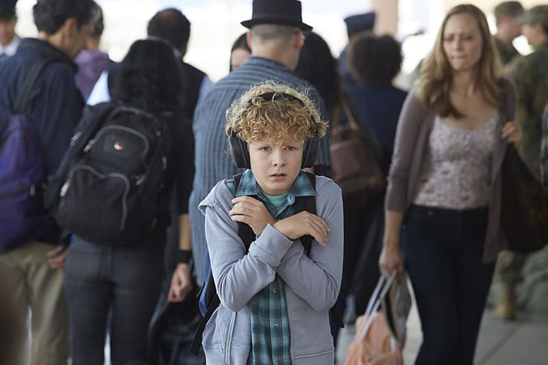 """Little Boy Lost"" -- Team Scorpion must find a boy from Ralph's class who goes missing on a field trip after he accidentally has a run-in with a deadly criminal. Also, Toby gets closer to finding out the identity of Happy's husband, on SCORPION, Monday, Oct. 17 (10:00-11:00 PM, ET/PT), on the CBS Television Network. Pictured: Marcus Eckert. Photo: Erik Voake/CBS ©2016 CBS Broadcasting, Inc. All Rights Reserved"