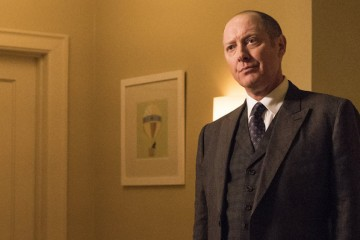 "THE BLACKLIST -- ""Miles McGrath #65"" Episode 403 -- Pictured: James Spader as Raymond ""Red"" Reddington -- (Photo By: David Giesbrecht/NBC)"