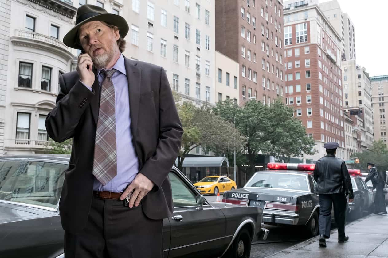 "GOTHAM: Donal Logue in the ""Mad City: Executioner"" episode of GOTHAM airing Monday, Nov. 14 (8:00-9:01 PM ET/PT) on FOX. ©2016 Fox Broadcasting Co. Cr: Jeff Neumann/FOX"