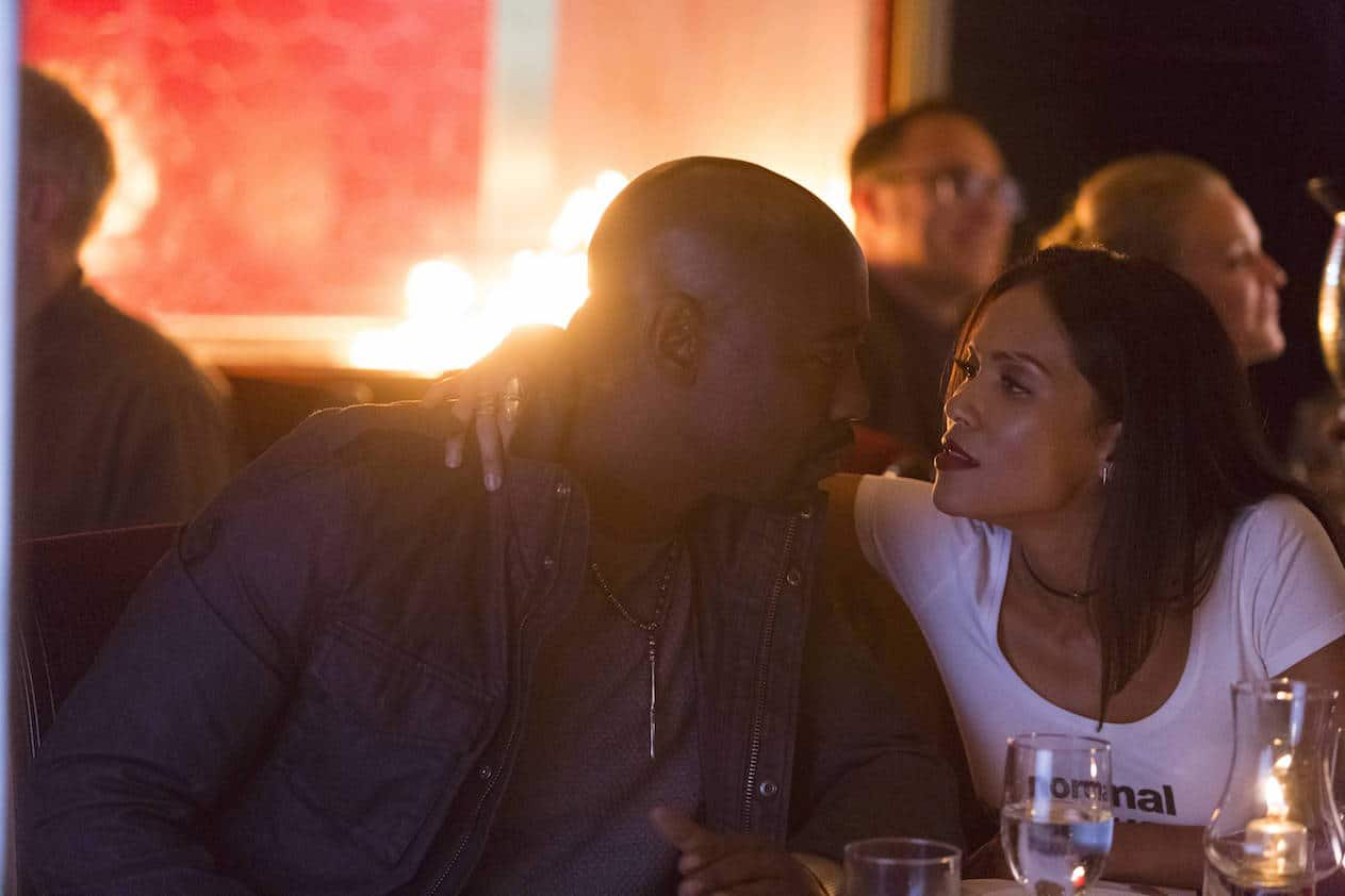 "LUCIFER: L-R: DB Woodside and Lesley-Ann Brandt in the ""Homewrecker"" episode of LUCIFER airing Monday, Nov. 21 (9:01-10:00 PM ET/PT) on FOX. ©2016 Fox Broadcasting Co. Cr: Michael Courtney/FOX."