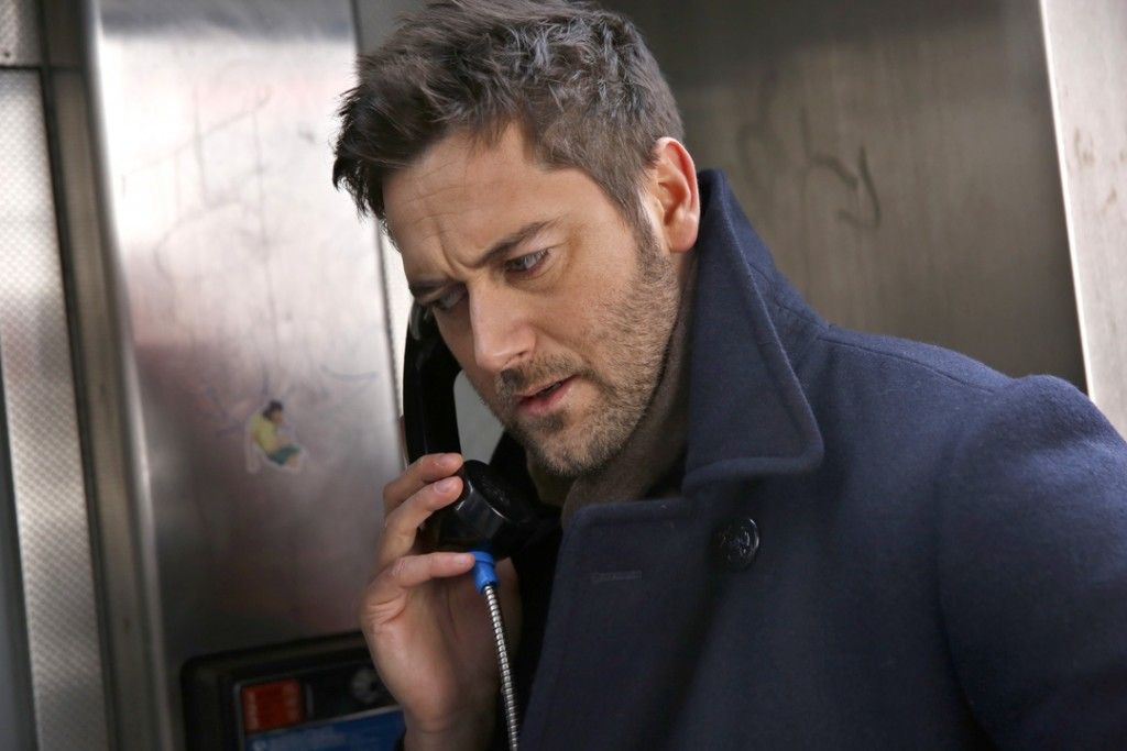 """THE BLACKLIST: REDEMPTION -- """"Leland Bray"""" Episode 101 -- Pictured: Ryan Eggold as Tom Keen -- (Photo by: Will Hart/NBC)"""
