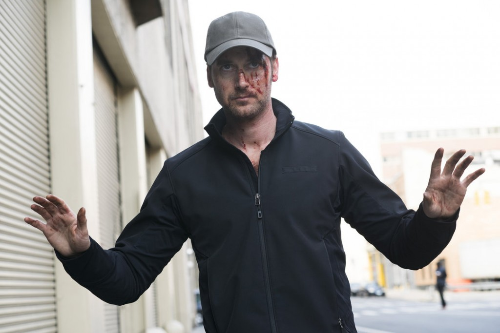 "THE BLACKLIST: REDEMPTION -- ""Whitehall"" Episode 107 -- Pictured: Ryan Eggold as Tom Keen -- (Photo by: Virginia Sherwood/NBC)"