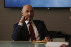 "THE BLACKLIST: REDEMPTION -- ""Whitehall: Conclusion"" Episode 108 -- Pictured: Terry O'Quinn as Howard Hargrave -- (Photo by: Will Hart/NBC)"