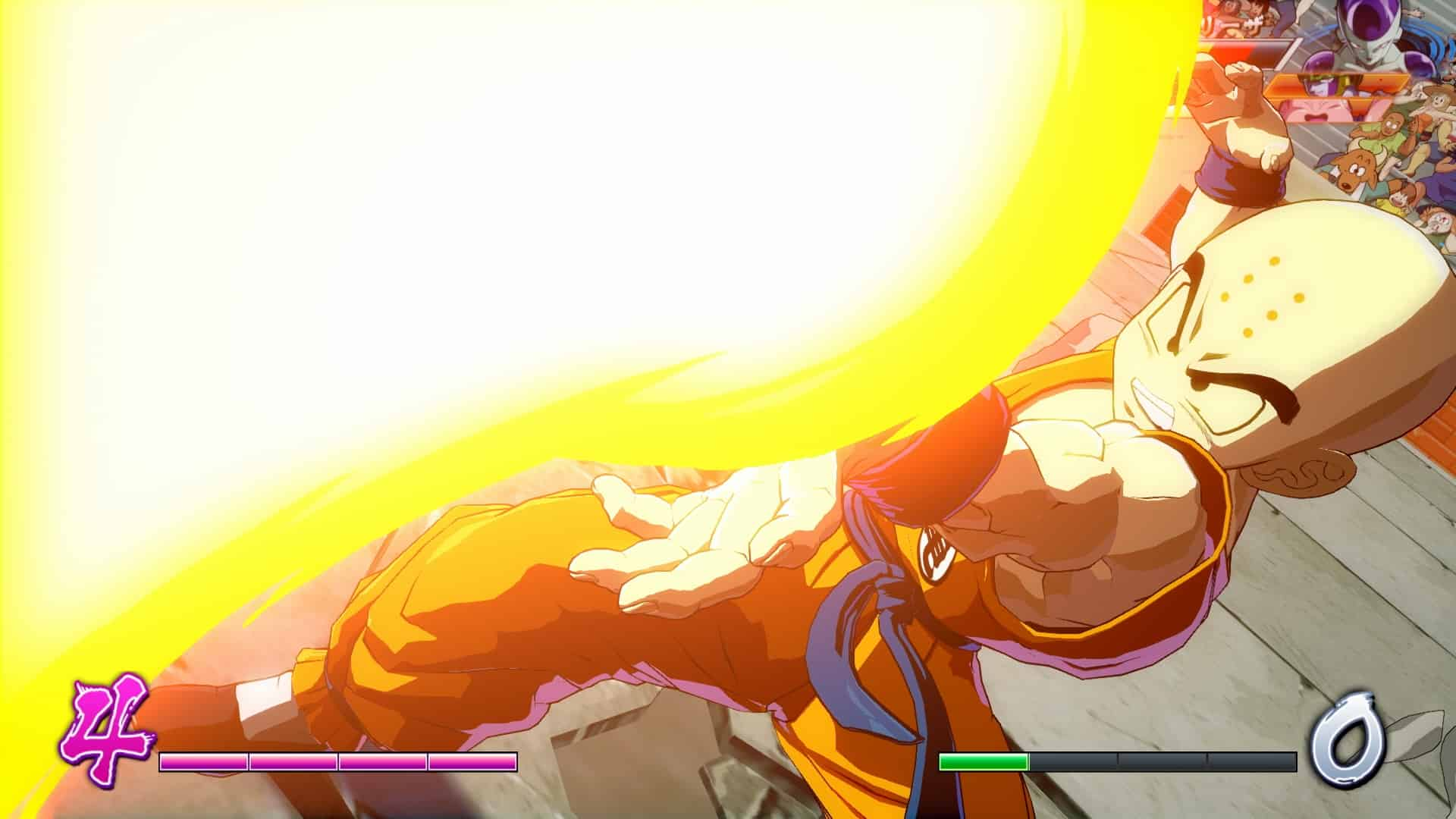 Piccolo and Krillin featured in new Dragon Ball FighterZ screenshots