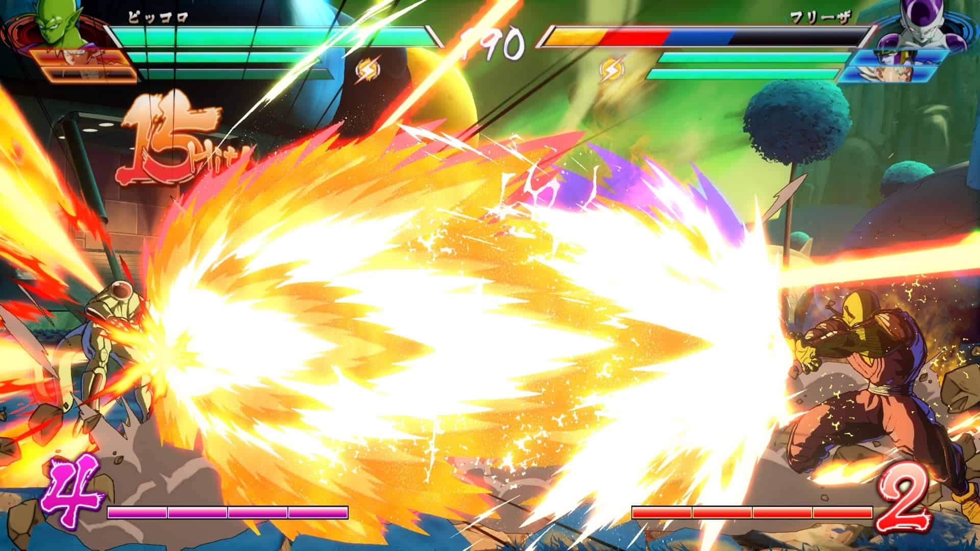 Bandai Namco Details and Shows Off Piccolo & Krillin from Dragon Ball FighterZ