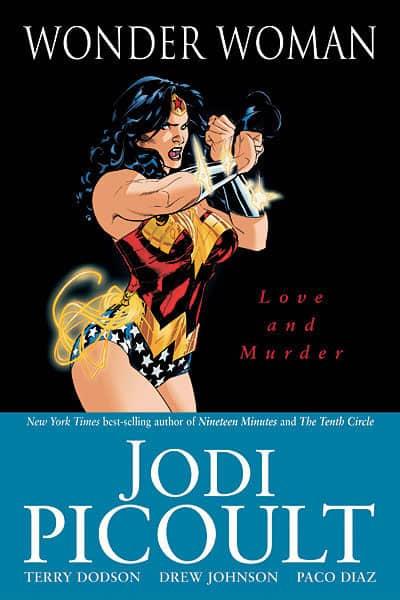 Wonder Woman by Jodi Picoult