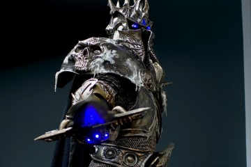 Lich King Costume