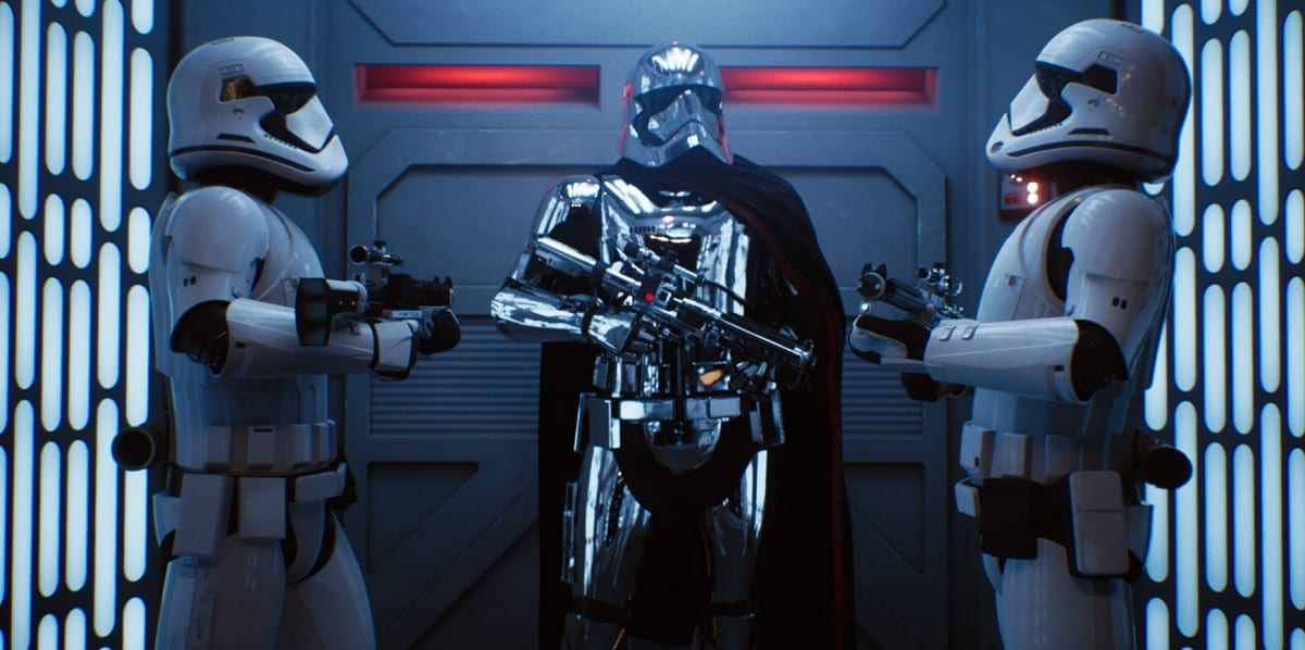 Epic Games Shows Us The Future of Gaming With Star Wars ...