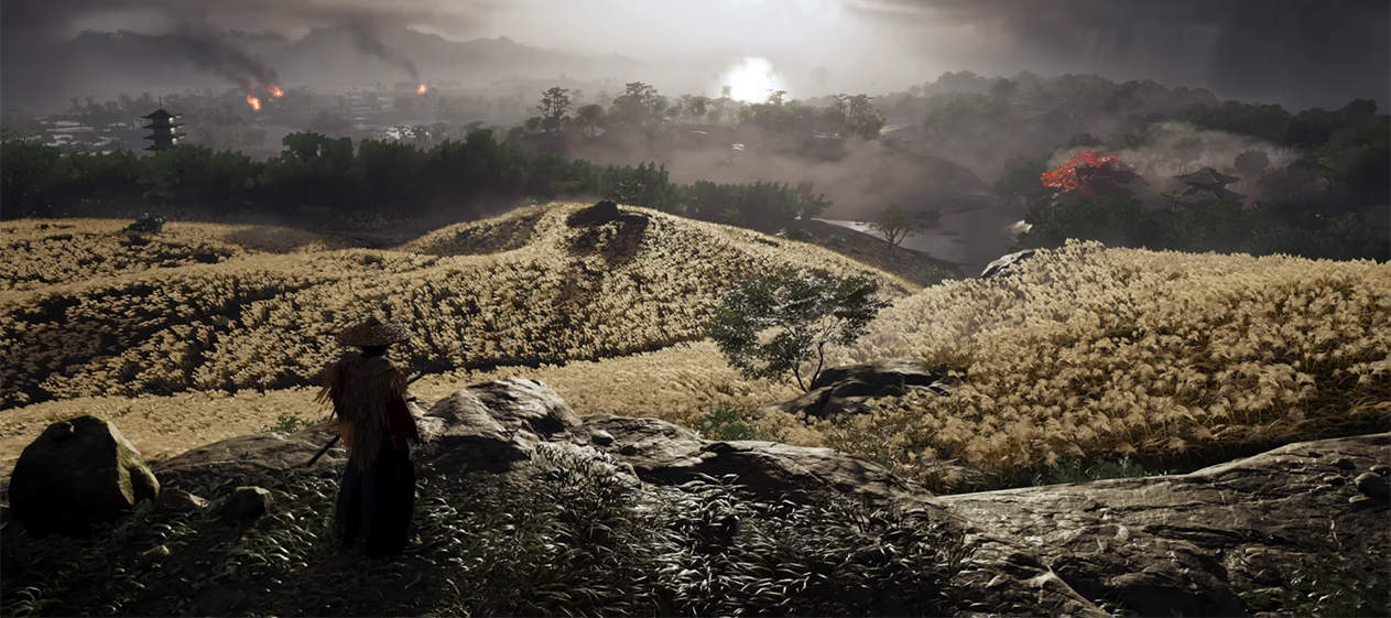 ghost of tsushima - photo #17