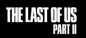 The Last of Us Part II title from E3 2018
