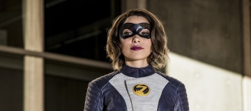 """The Flash -- """"Nora"""" -- Image Number: FLA501b_0327b.jpg -- Pictured: Jessica Parker Kennedy as XS -- Photo: Katie Yu/The CW -- © 2018 The CW Network, LLC. All rights reserved"""