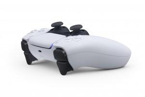 DualSense, PS5 Controller side view.