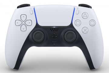 First look at DualSense, PS5 controller.