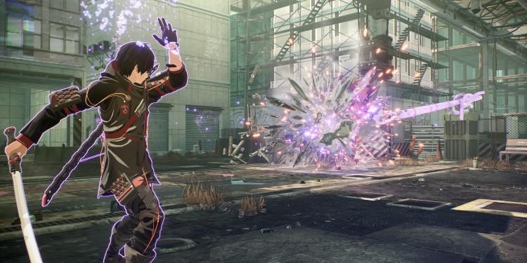 Scarlet Nexus Yuito Sumeragi Battle 3