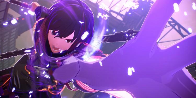 Scarlet Nexus Yuito Sumeragi Battle 2