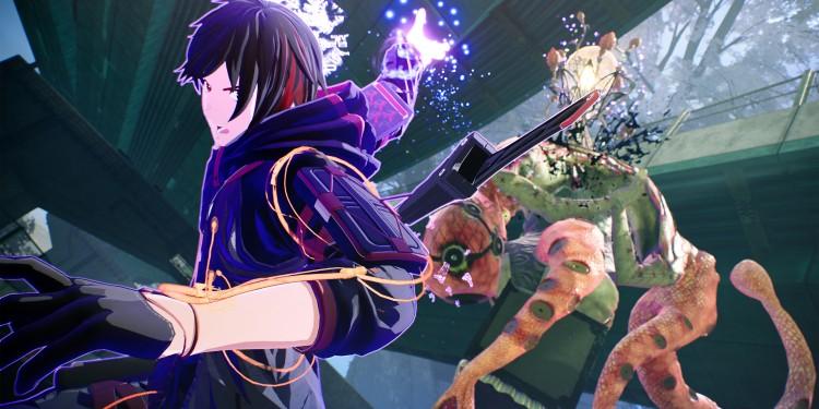 Scarlet Nexus Yuito Sumeragi Battle
