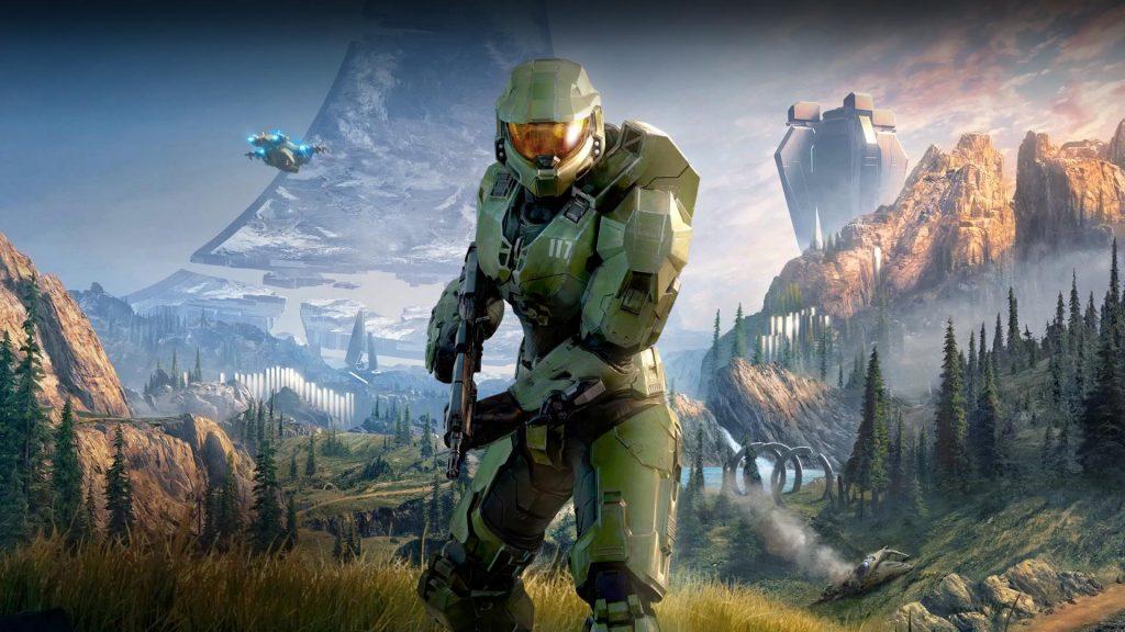 Master Chief - Halo Infinite E3 2020.